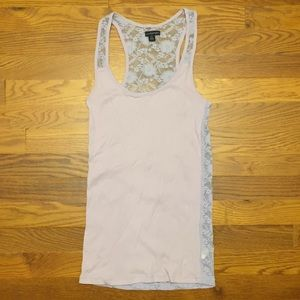 American Eagle Lavender Tank Top